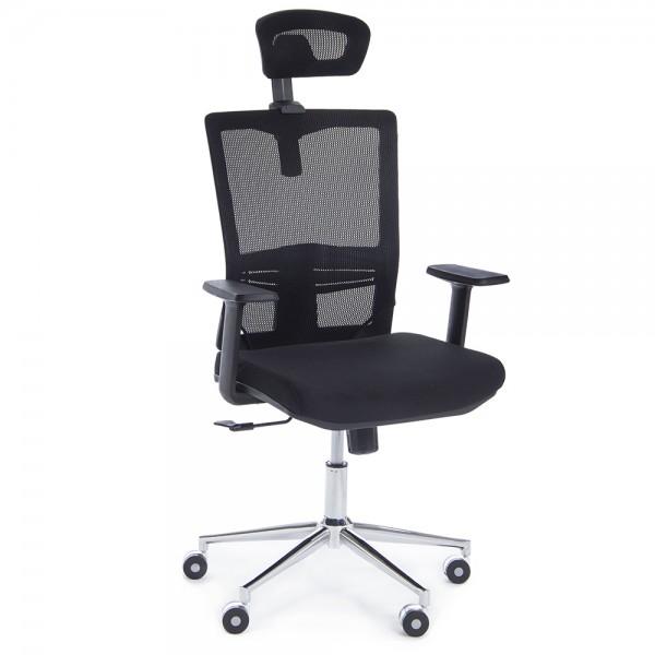 Kancelářská židle Arthur černá - doprava ZDARMA