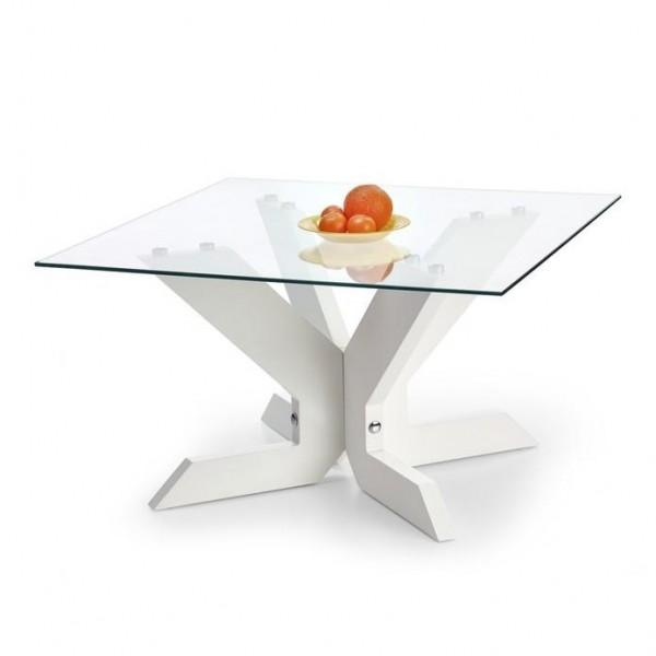 HALMAR Konferenční stolek Aisha bílá - doprava ZDARMA