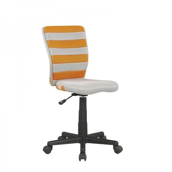 Halmar Dětská židle Fuego oranžová - doprava ZDARMA